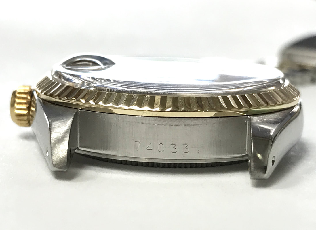 do all rolex watches have a serial number