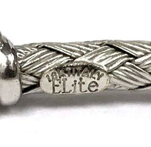Jewelry hallmark of Elite Jewelry