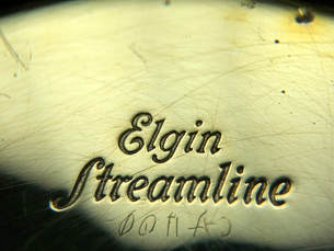 Hallmark of Elgin National Watch Co.