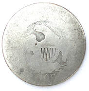Capped Bust Dime Type 2 Reverse